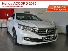 Honda Accord 2015 �� ����������� ���� + ����� � ������� !