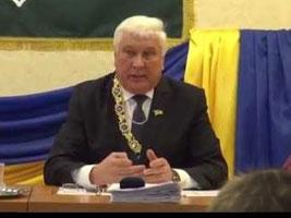 В Харьковской области автоцистерна насмерть сбила мэра Дергачей