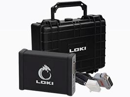 Loki: устройство для диагностики и сервисного обслуживания электромобилей Tesla